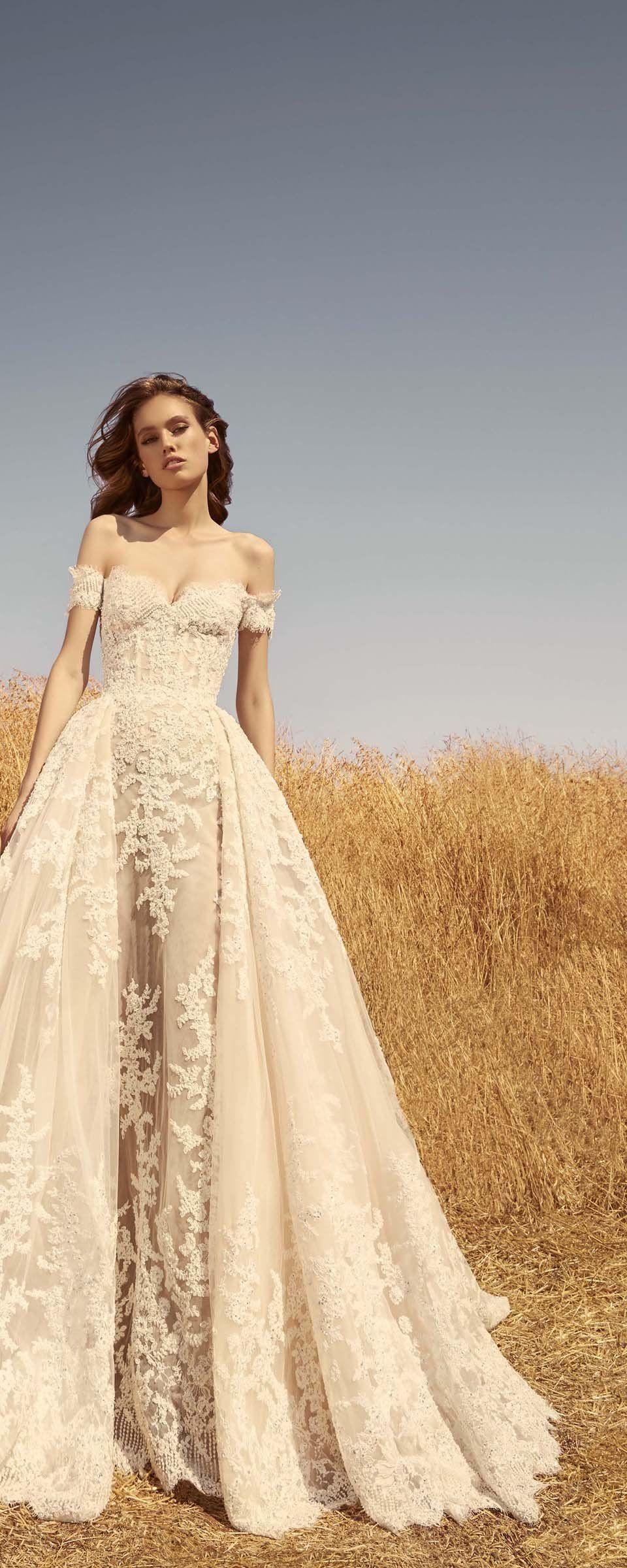 Zuhair Murad Bridal 2020 Bridal Zuhair Murad Bridal Long Wedding Dresses Bridal
