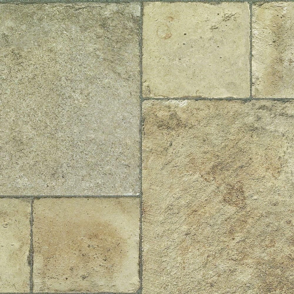 Innovations tuscan stone sand 8 mm thick x 15 12 in wide x 46 25 innovations tuscan stone sand 8 mm thick x 15 12 in wide x 46 25 in length click lock laminate flooring 2002 sq ft case 904067 the home depot dailygadgetfo Gallery