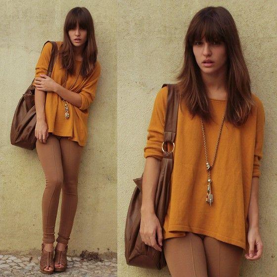 Farb-und Stilberatung mit www.farben-reich.com - mustard sweater
