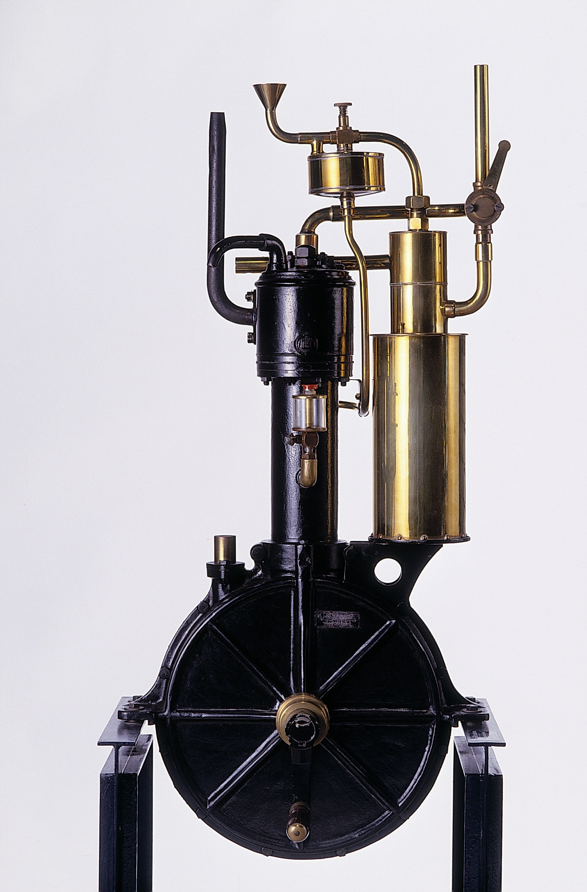 Basic Invention developed by Gottlieb Daimler and Wilhelm Maybach ...