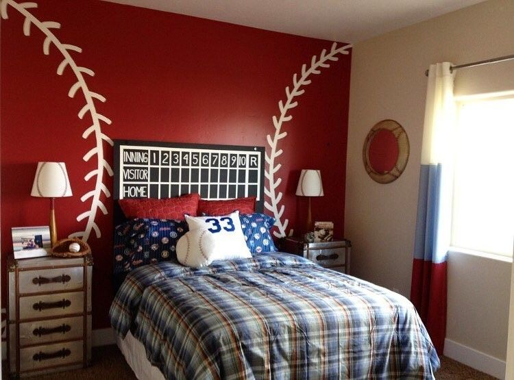 For the baseball fans out thereCredit to Allure Interiors Inc