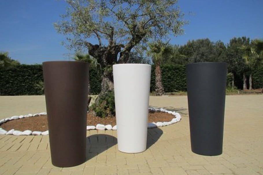 meilleurs pots de fleurs extérieurs en grande taille  pot