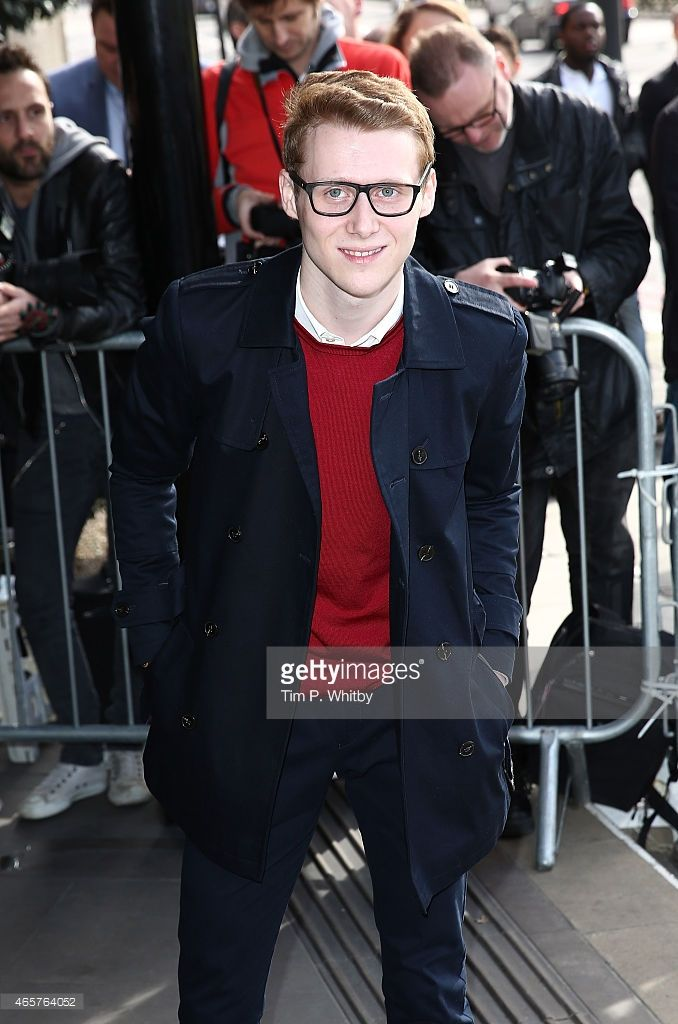 Jamie Borthwick Attends The Tric Awards At Grosvenour House Hotel