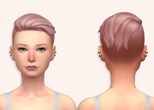 Maxis Match Sims 4 CC Hair | Sims 4 cc | Sims 4 city living