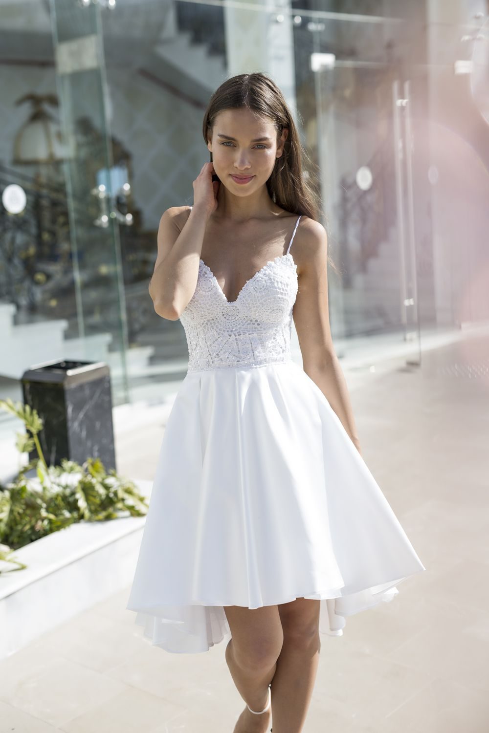 Pin by dress directory on short wedding dresses pinterest hens