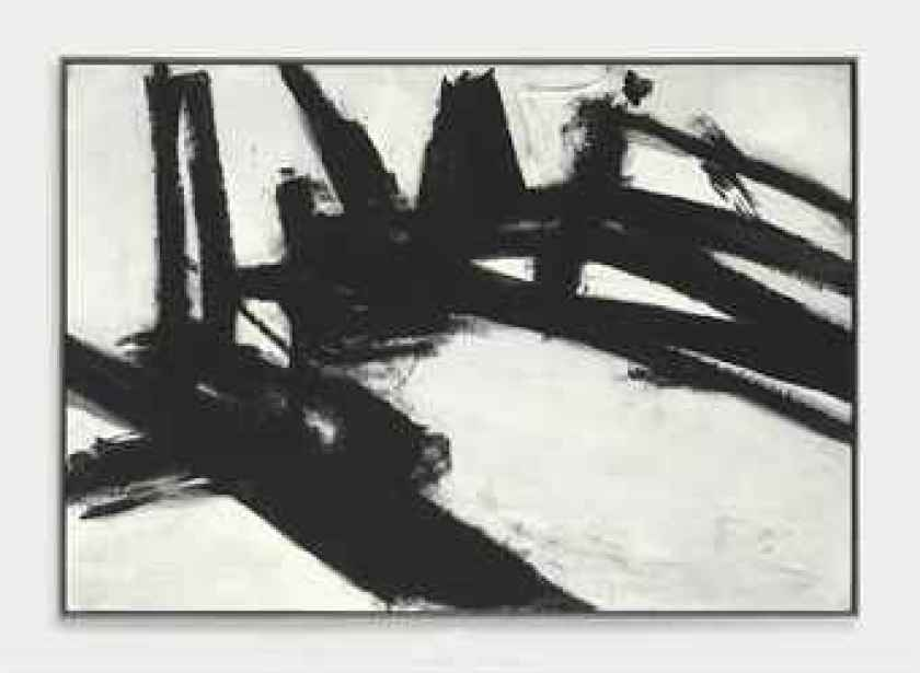 Franz Kline joins art stratosphere with record $40.4-million sale - Los Angeles Times