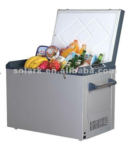138l Top Open Door Deep Freezer Sliding Door Refrigerator Mini Freezer Price Ice Cream Freezer Basket Ice Outdoor Storage Box Manufacturing Solar Refrigerator