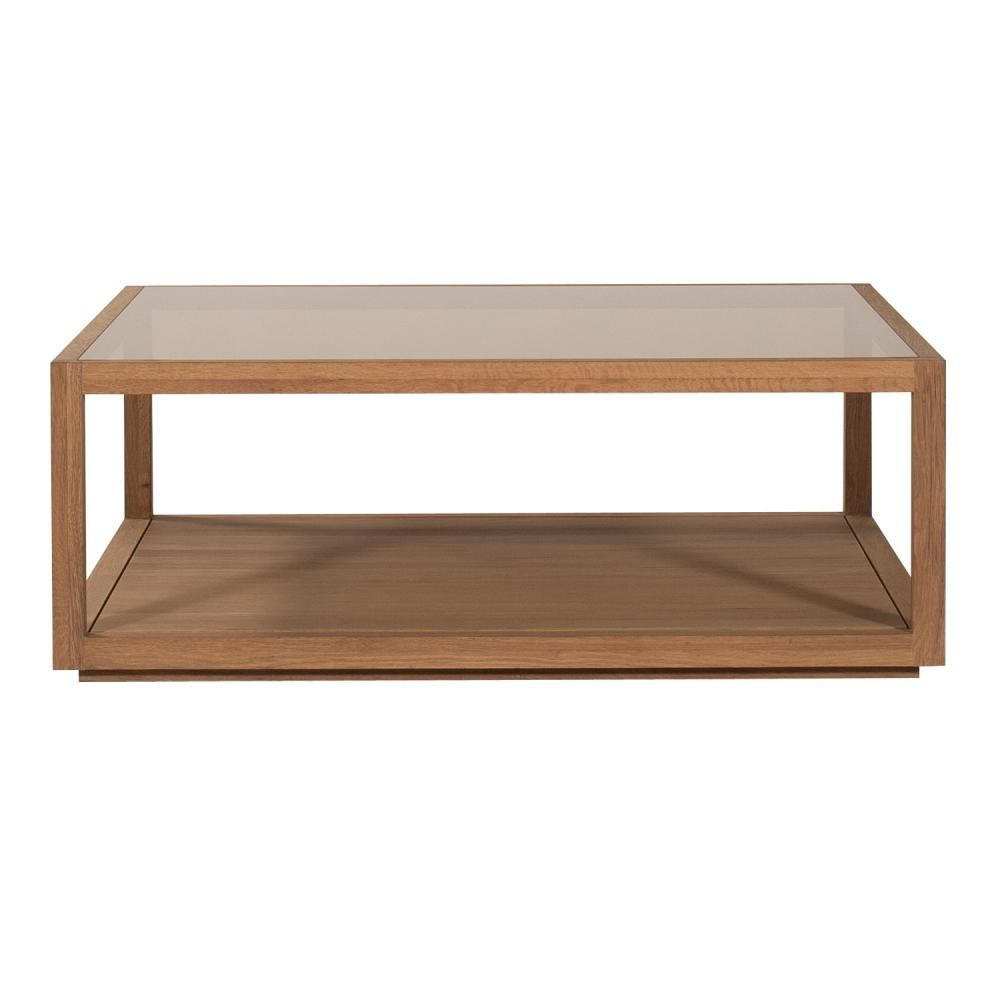 Ethnicraft Teak Lucid Coffee Tables | Table, Contemporary ...