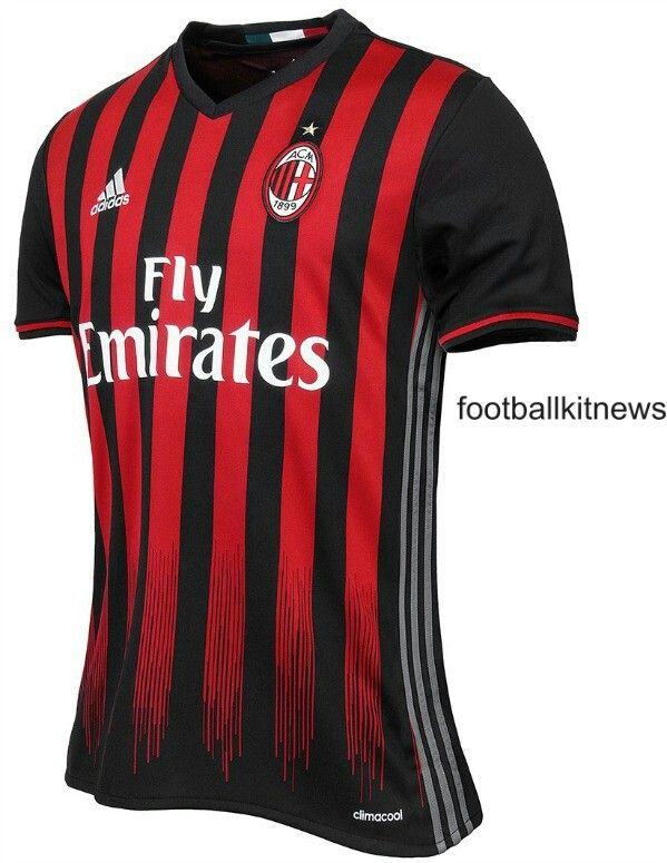 traje AC Milan chica