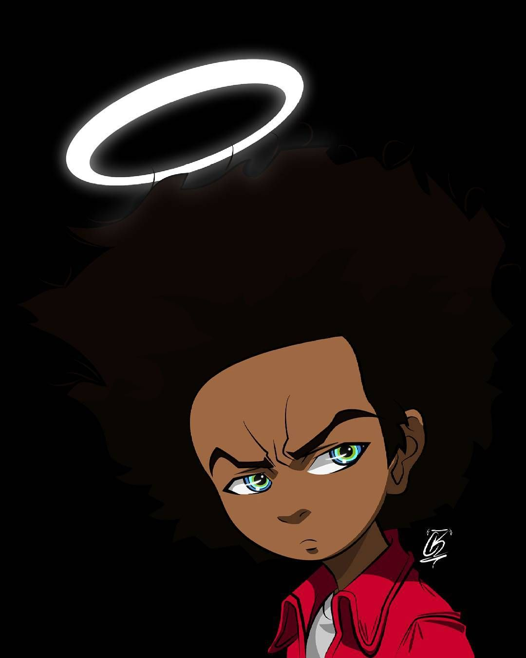 These people aren 39 t worried about us they 39 re not worried - Supreme boondocks ...