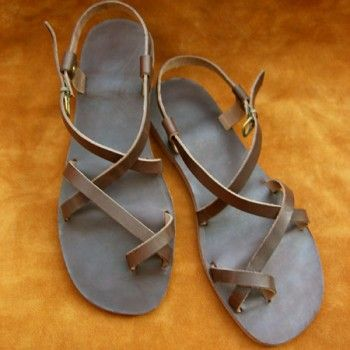 67a82bdfae35a5 handmade greek sandals (reminds me of my our tribe sandals ...
