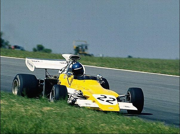 #22 Mike Beuttler (GB) - March 721G (Ford Cosworth V8) 10 (18) Clarke-Mordaunt-Guthrie-Durlacher