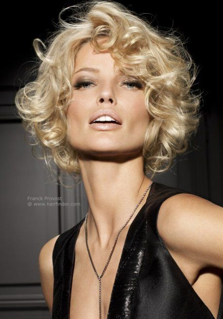 Very Short Curly Hair Women Fashion 2013 Short Curly