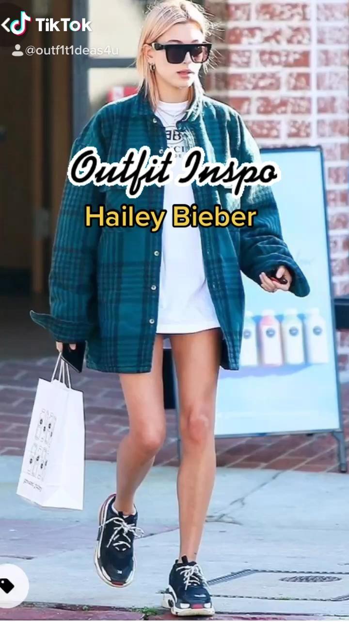 Hailey Bieber style Inspo