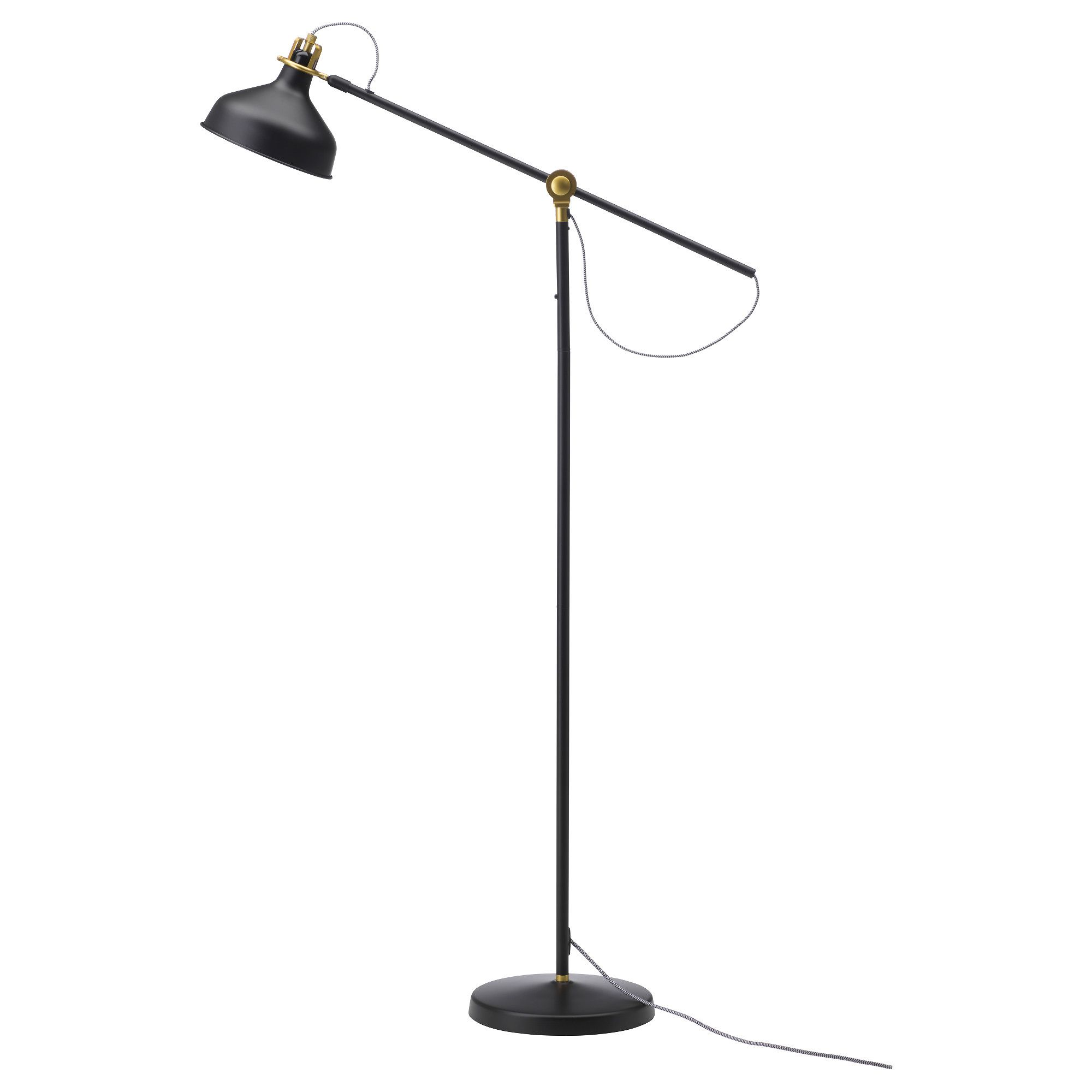 Ikea Reading Lamp Furniture And Home Furnishings Black Standing Reading Light