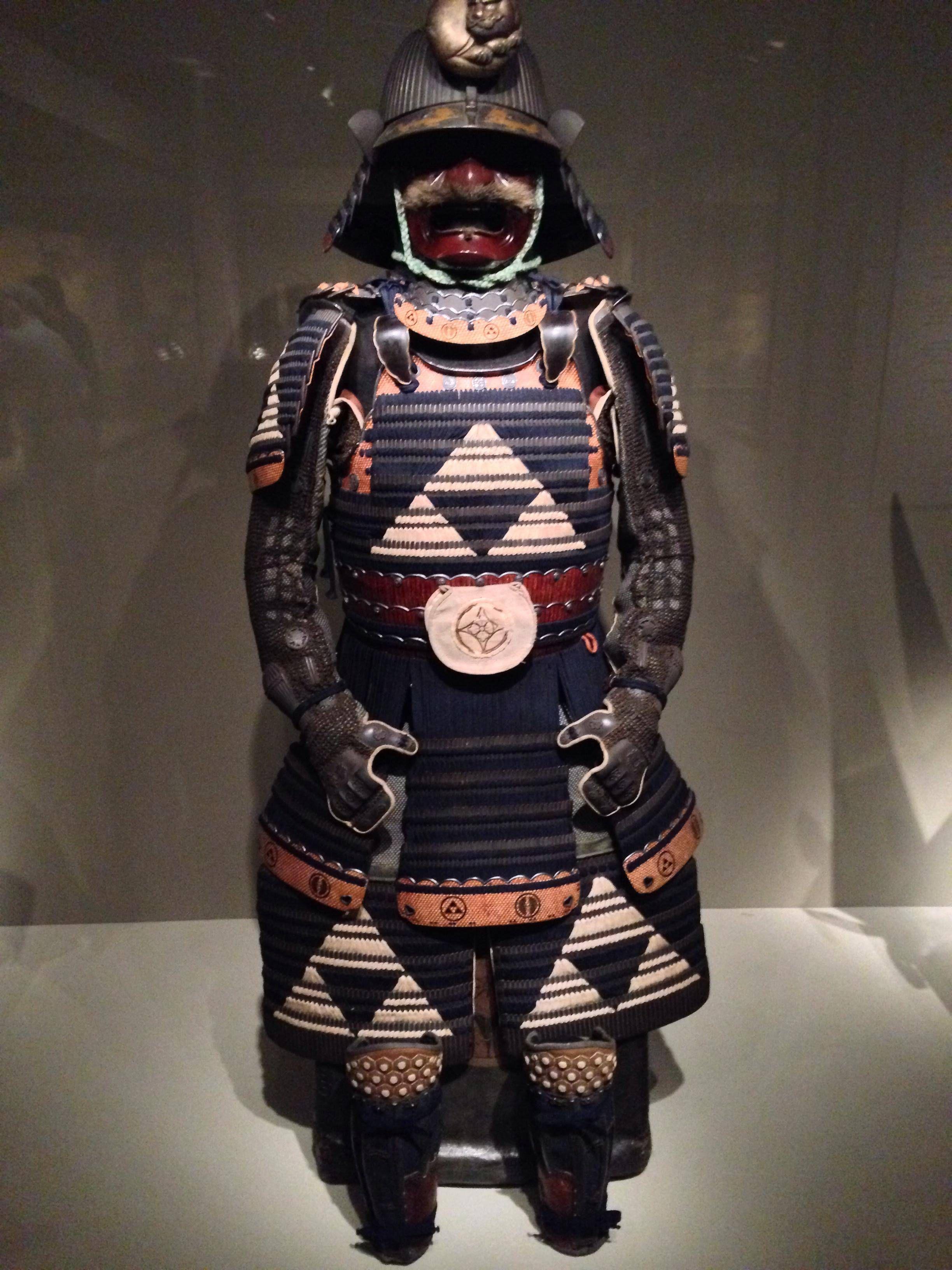 сыпь самурайские доспехи фото этот раз