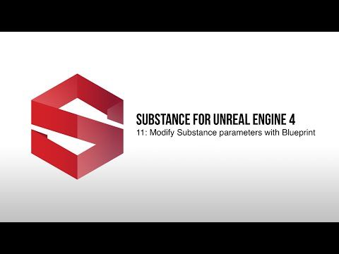 Substance in unreal engine 4 tutorial 11 changing substance substance in unreal engine 4 tutorial 11 changing substance parameters using blueprint malvernweather Images