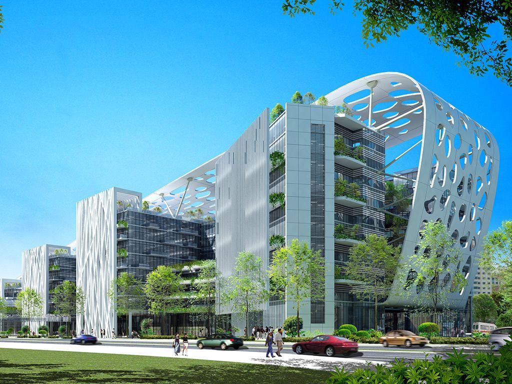 Jurong General Hospital Sth Health Architecture Architecture Hospital Architecture