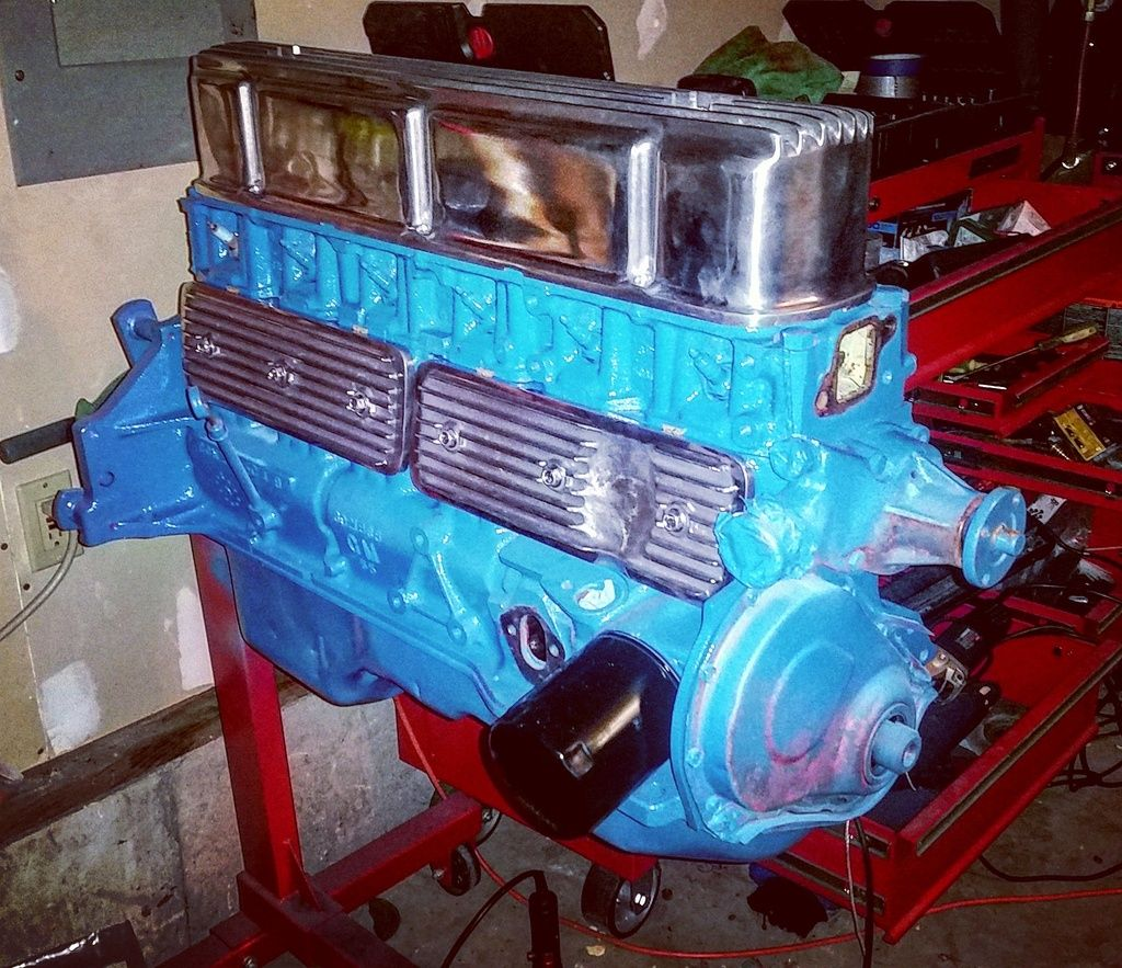 Tricked-out Chevy six cylinder engines - Page 33 - The 1947 ...