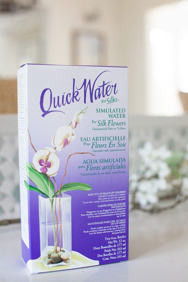 Quick water fake water for faux flowers flowers pinterest quick water fake water for faux flowers mightylinksfo