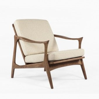 mid century replica Mid Century Danish Model 711 Danish Lounge Chair
