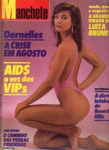 manchete 1985.