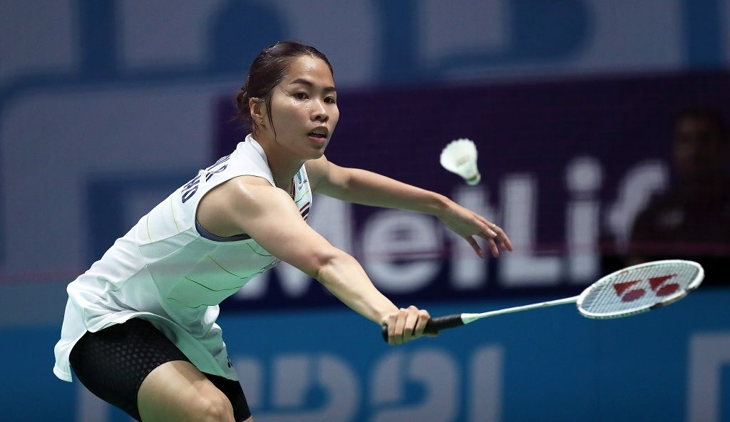 Pin By Lindsay Christison On Badminton Badminton Dubai World Sports Women