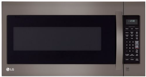 Lmv2031bd Lg Black Stainless Steel Series 2 0 Cu Ft Over The