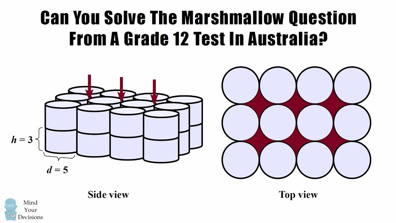 Can You Solve This Grade 12 Geometry Problem From Australia? The ...