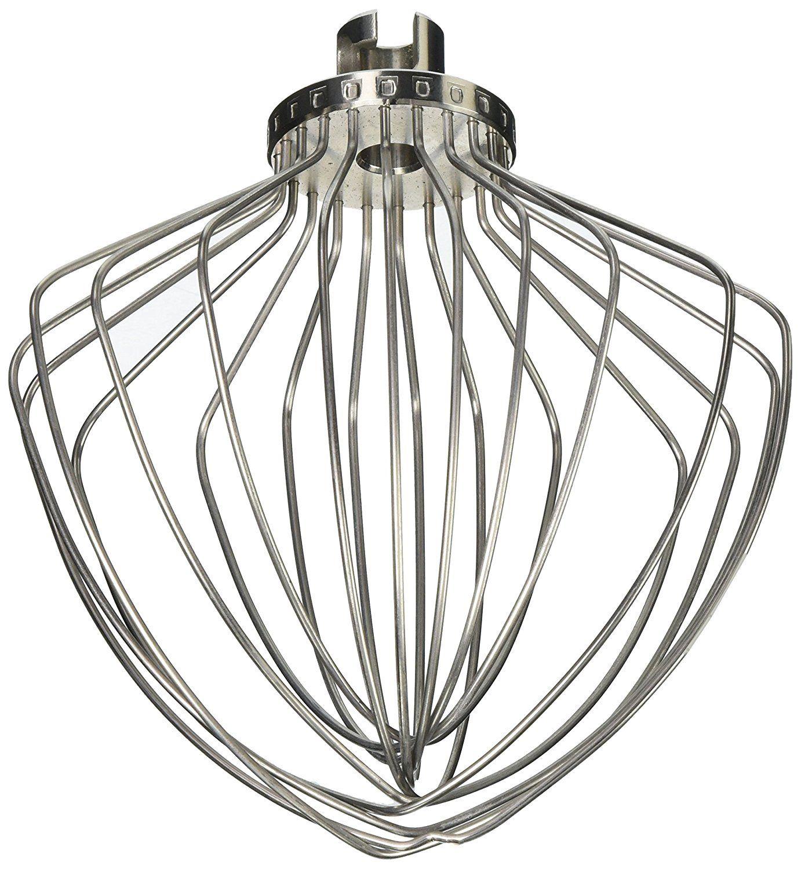 Kitchenaid kn211ww 11wire whip fits bowl