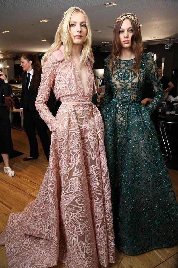 Elie Saab Autumn/Winter 2015 Couture   Elie saab couture