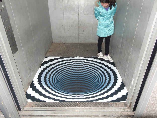 13 Images That Will Give You A New Perspective 3d Flooring Floor Design 3d Floor Art