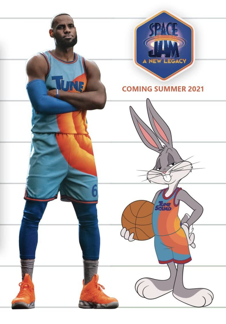 Space Jam A New Legacy 2021 In 2021 Space Jam Cool Nike Wallpapers Lebron James
