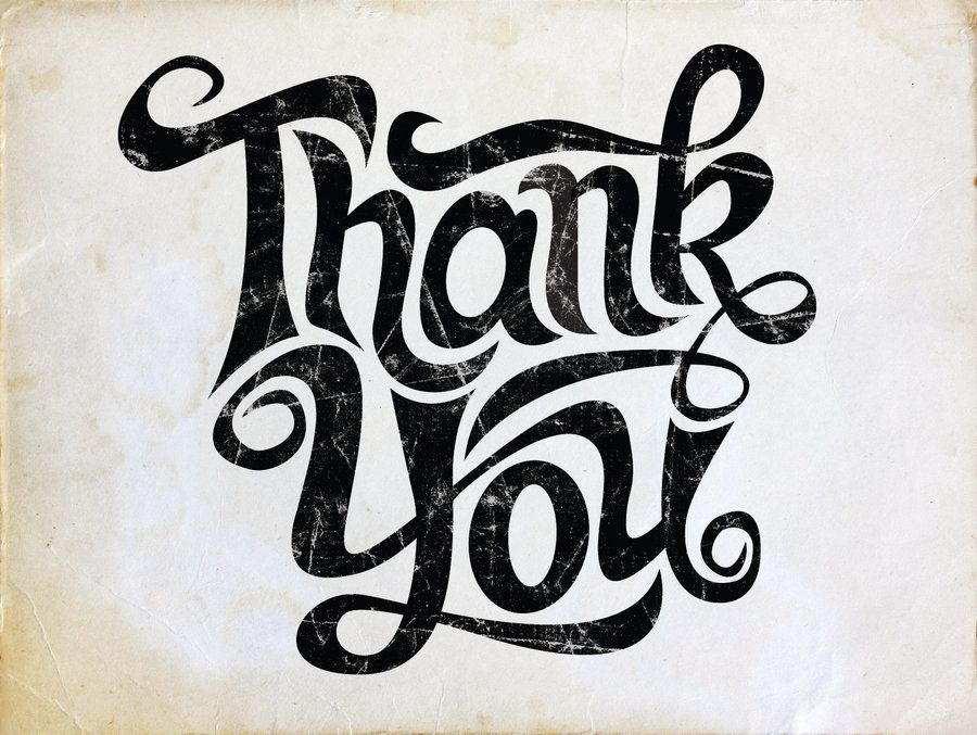 A thank you letter pinterest gratitude messages and typography thanks for letting me know i cant use the messages it wont work spiritdancerdesigns Images