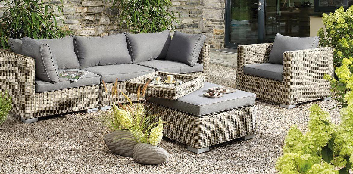 loungemöbel für garten und terrasse – obi loungemöbel | gartenmöbel, Design ideen