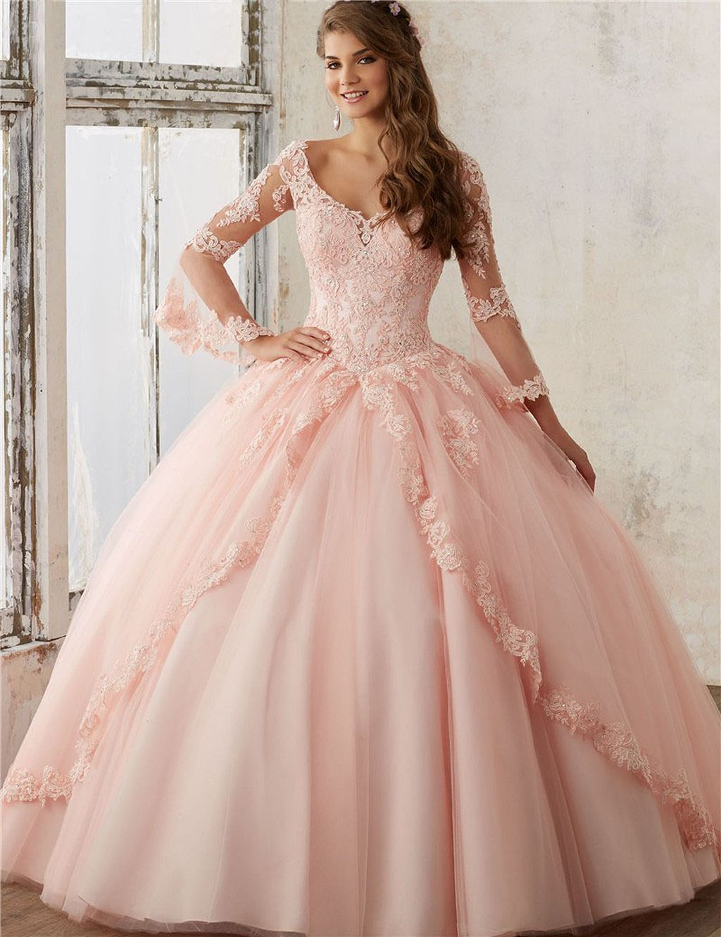 20+ Vintage Quinceanera Dresses For Your Wedding | Quinceañera ...