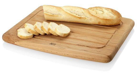 Jamie Oliver Snijplank. Deze houten snijplank mag in geen keuken ontbreken. Gebruik hem om de ingrediënten voor uw favoriete Jamie Oliver recept fijn te snijden. Hout $29.50