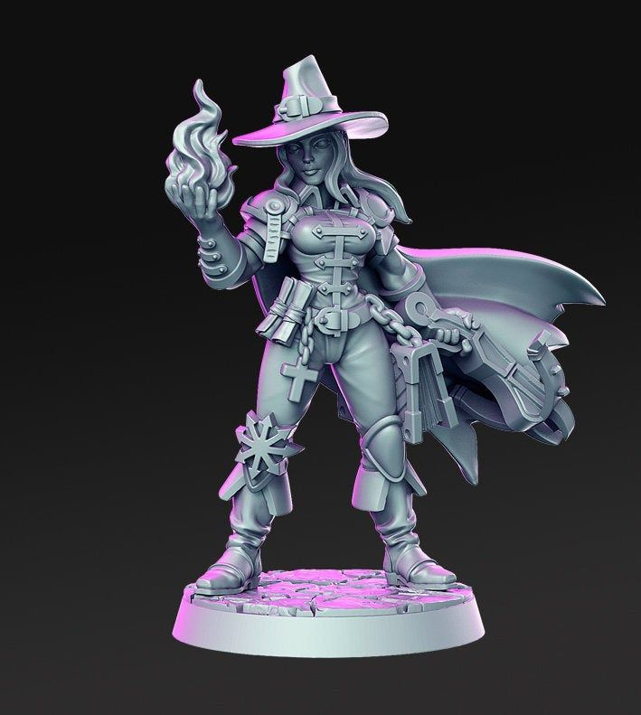 3d printed miniatures 28mm Dungeons and Dragons Pathfinder D/&D Rocket Pig Games Extraplanar Centaurian