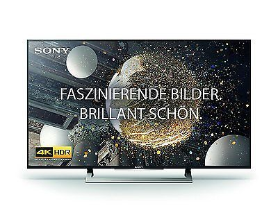 Sony Kd 43xd8005 Led Tv 108cm 4k Ultra Hd Smart Tv Triple Tuner B