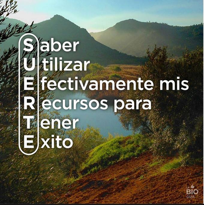 El verdadero significado de la palabra SUERTE...#FelizMiércoles