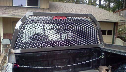 Custom Headache Racks Anyone Truck Accessories Chevy