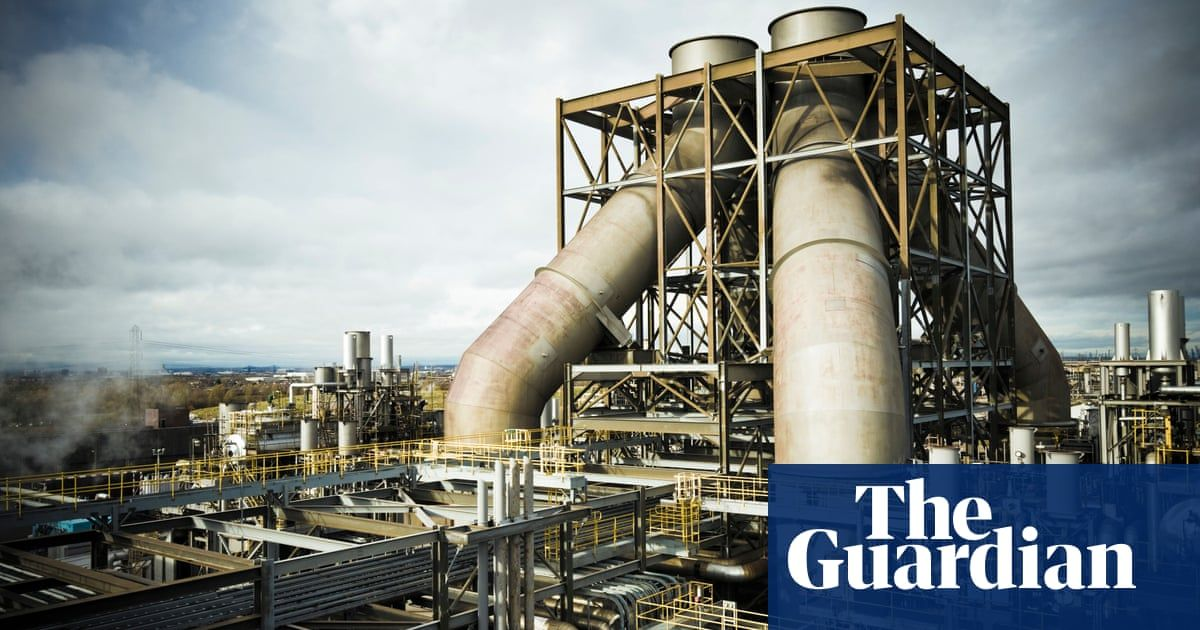 Uk Power Stations Electricity Output Lowest Since 1994 Power Station Energy News Green Energy