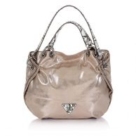 Guess Tas Dylan Satchel Champagne HWME1995070CHA Guess