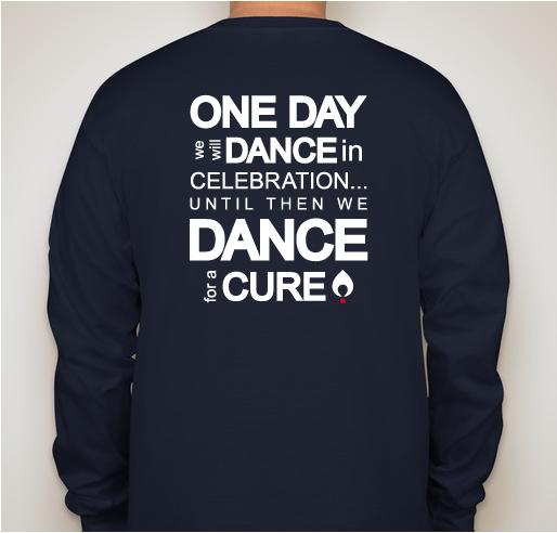 a9f95efbe Dance Marathon Long Sleeve Shirts Fundraiser - unisex shirt design - back