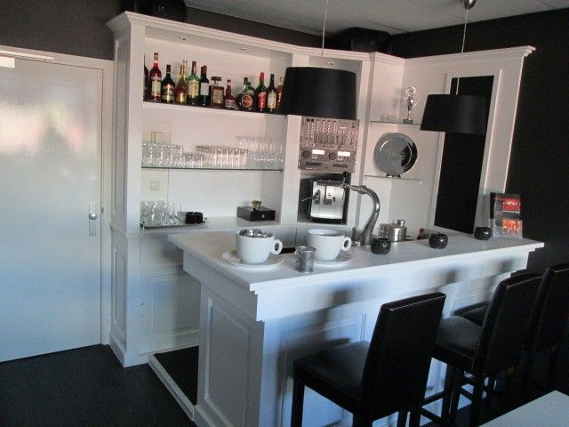 Horeca interiors huisbar cabinet bar bar and