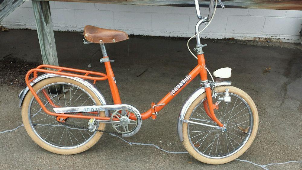 Peugeot Folding Bike Value