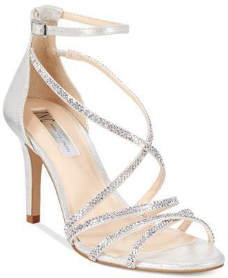INC International Concepts Women's Gemm2 Evening Sandals