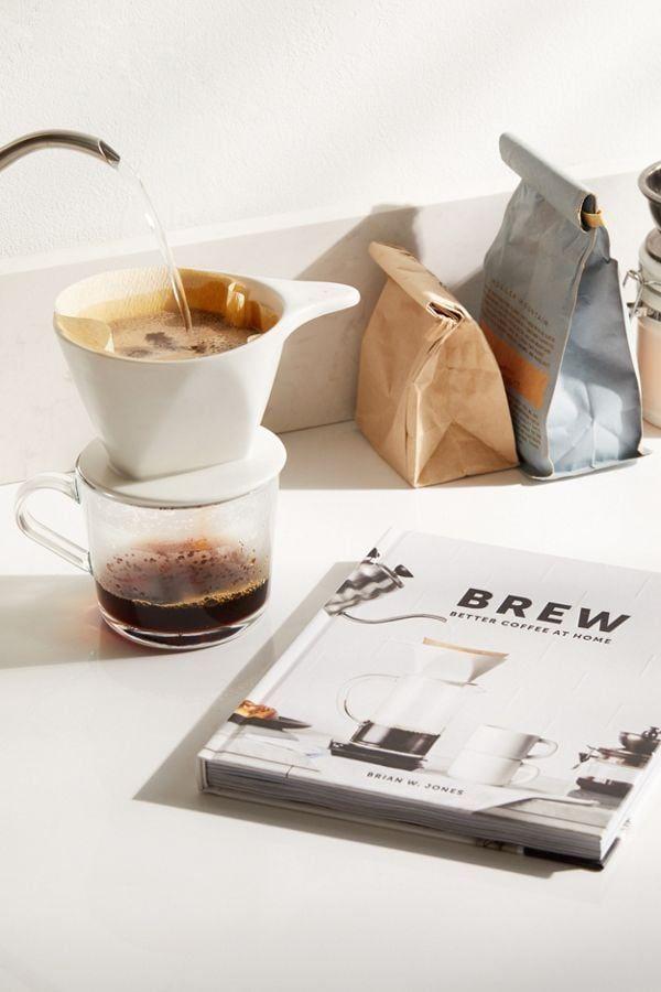 Brew Book + Press Gift Set