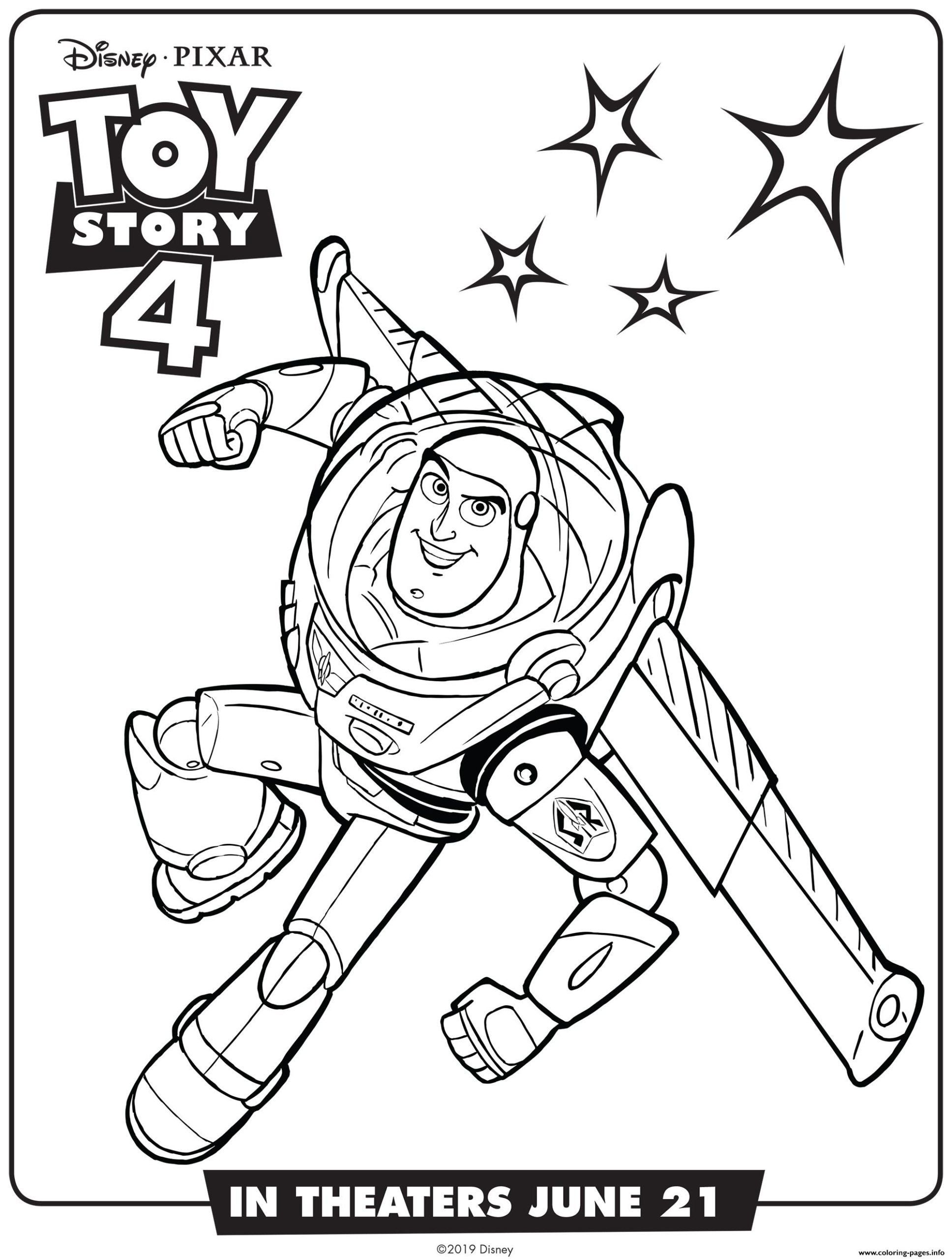 Coloring Pages For Kids Online Coloring Book Toy Story Coloring Book Pages For Kids In 2020 Toy Story Coloring Pages Disney Coloring Pages Coloring Books