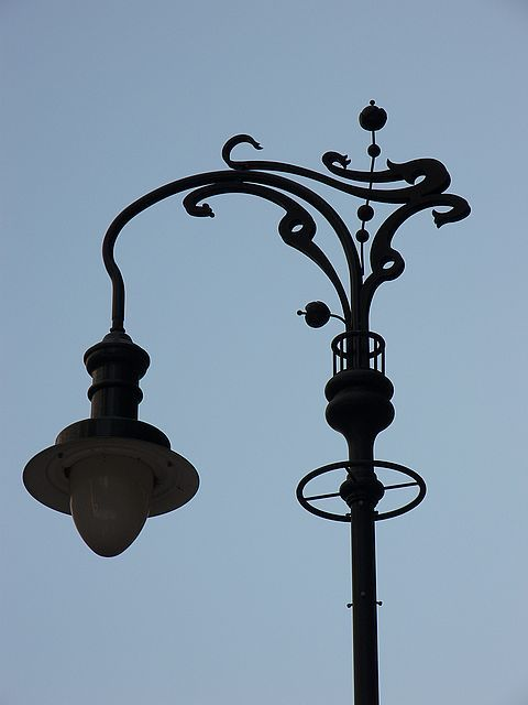 Lamp Post Baroque Lamp Post Lamp Post Street Lamp Post Street Lamp